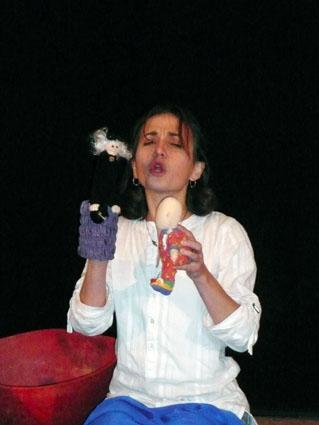 conte spectacle pour enfants avec la conteuse edith grosse